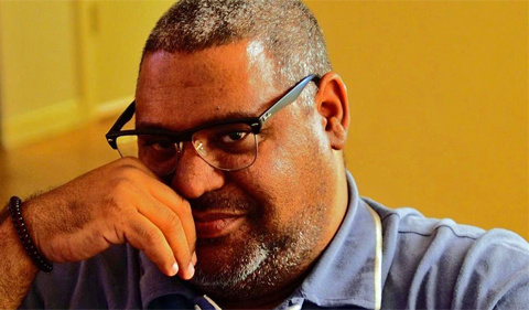 Chris Abani, portrait
