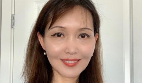 Christine Liu, portrait