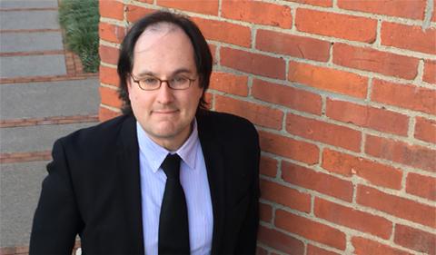 John O'Keefe portrait
