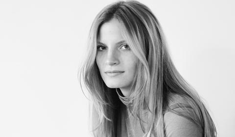 Madeleine Hordinski, self portrait