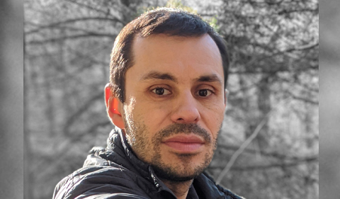 Viorel Popescu, portrait