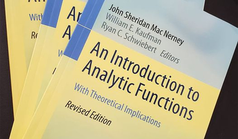 copies of the book An introduction to Analytic Functions