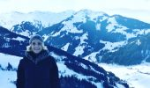 Michaela Trawick at Maria Alm in Austria