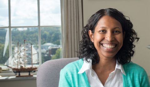 Shamila Jayasuriya, portrait