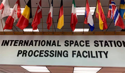 International Space Station Processing Facility