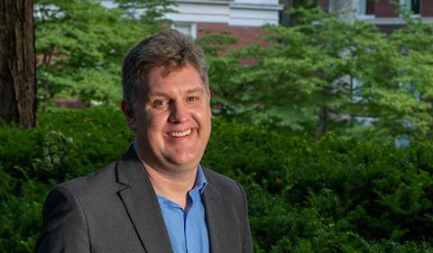 Dr. Brian Schoen, portrait