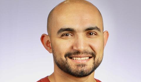 Mehdi Rezaie, portrait