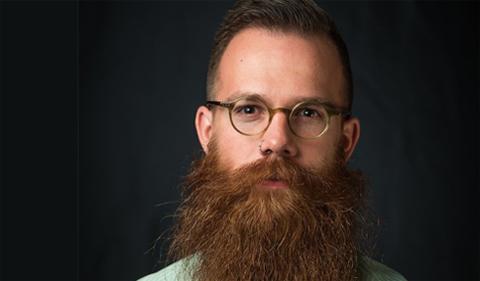 Adam Fritsch, portrait