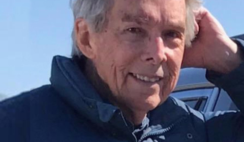 Dr. David Klingaman, portrait